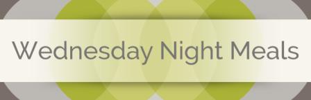 Wednesday-night meals, activities continue through June