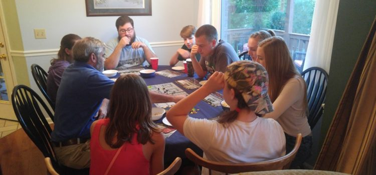 Emerge youth game night set for Friday, Oct. 13, at Nettletons' house