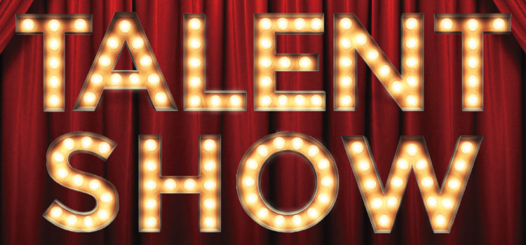 Church-wide talent show, dessert auction for Aldersgate Camp is Wednesday, May 9
