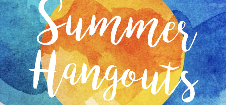 Emerge youth hosting hang-out time on Tuesday afternoons in summer