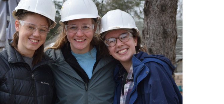 Join a one-day home build with Christian Appalachian Project