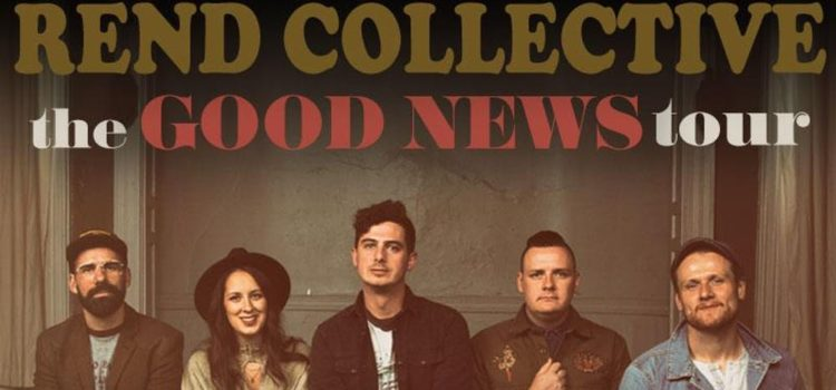 Emerge youth taking trip to Rend Collective concert in Wilmore on Nov. 10