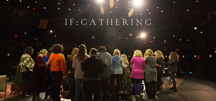 IF:Gathering for women on February 8-9