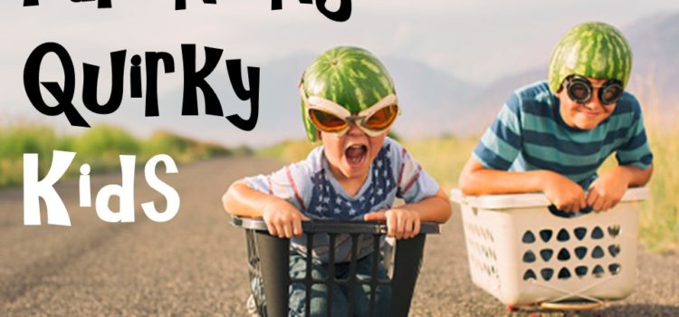 "New Wednesday class, ""Parenting Quirky Kids,"" is available!"