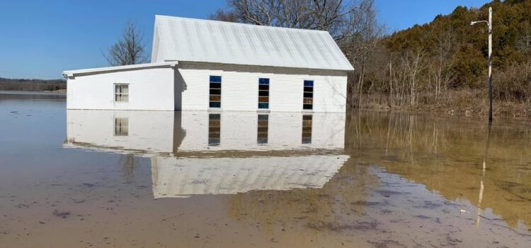 Help with flood recovery at Doylesville UMC – Sat, April 24