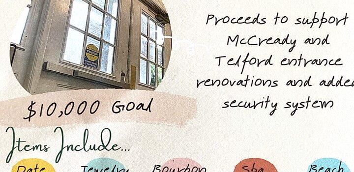 McCready Telford Foundation's Online Auction